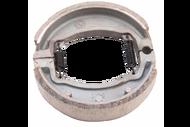 Колодки тормозные барабанные (125x30mm) INTRUDER, WY150 4620770798943