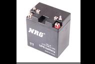 Аккумуляторная батарея 12V11Ah (133х89х145) (залитая, необслуж.) NRG 4620770799735