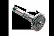 Вал редуктора ведомый 1E50QMB (L=190mm) с шестерней (41T) 4627072929372
