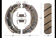Колодки тормозные барабанные (125x28mm) VR-1 4627072931559