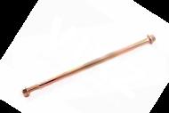 Ось M10x1,25 d10x250mm; маятника DELTA, ALPHA 4627072934024
