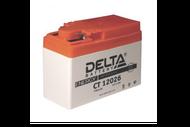 Аккумуляторная батарея 12V2,5Ah Slim (114х48х86) (гелевая, необслуж.) DELTA; DIO 4627073800021