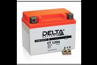 Аккумуляторная батарея 12V4Ah (113x70x87) (залитая, необслуж.) DELTA  4627073800038