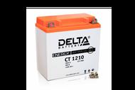 Аккумуляторная батарея 12V10Ah (140x80x143) (залитая, необслуж.) DELTA  4627073800090