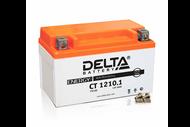 Аккумуляторная батарея 12V10Ah (150x86x93) (залитая, необслуж.) DELTA  4627073800106