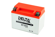 Аккумуляторная батарея 12V11Ah (150x86x112) (залитая, необслуж.) DELTA  4627073800113