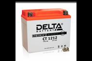 Аккумуляторная батарея 12V12Ah (150x86x131) (залитая, необслуж.) DELTA  4627073800137