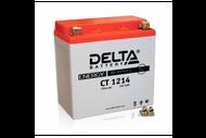 Аккумуляторная батарея 12V14Ah (151x87x147) (залитая, необслуж.) DELTA  4627073800151
