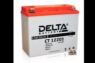 Аккумуляторная батарея 12V18Ah (177x87x154) (залитая, необслуж.) DELTA  4627073800175