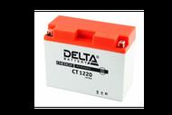 Аккумуляторная батарея 12V20Ah (204x90x159) (залитая, необслуж.) DELTA  4627073800182