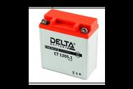 Аккумуляторная батарея 12V5Ah (120x60x129) (залитая, необслуж.) DELTA  4627073800557