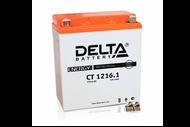 Аккумуляторная батарея 12V16Ah (151x88x164) (залитая, необслуж.) DELTA  4627073800731
