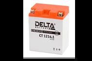 Аккумуляторная батарея 12V14Ah (132x89x164) (залитая, необслуж.) DELTA  4627073800779