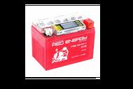 Аккумуляторная батарея 12V4Ah (114x70x86) (гелевая, необслуж., с ЖК дисплеем) RED ENERGY 4627073802476