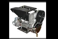 Двигатель в сборе РМЗ-550 1-карб. 50л.с. (С40500560/119800620-02) (руч. стартер); Тайга 4680329017512