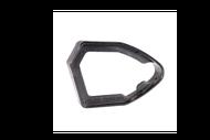 Заглушка обтекателя ручек руля (прав.), пластик (С40300035); Тайга 4680329017819
