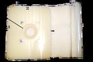 """010164(B) """"Мешок подходит для разных видов пылесосов типа LG"""""""