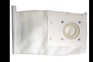"""v1055 """"Пылесборник ткань+фильтр Electrolux, Philips EL/PH размер 10.9х9.9см, отверстие 5см"""""""