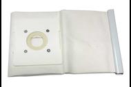 """v1158 """"Пылесборник ткань+фильтр LG многоразовый размер 11.1*10.1см, отверстие 4,5см"""""""